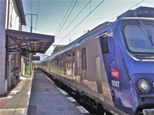 Gare de Reignier